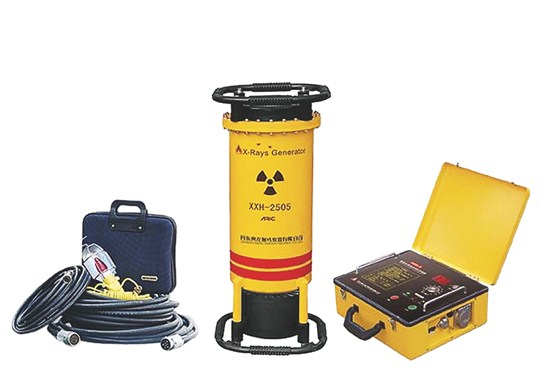 Standard Portable X-ray Flaw Detector